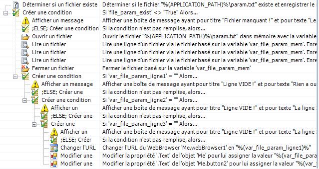 Paramètres dans fichier .txt externe.... Sz11