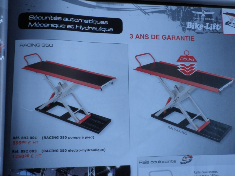 TABLE ELEVATRICE MOTO CARROUF 199 €  juin 2007 - Page 3 P5010413
