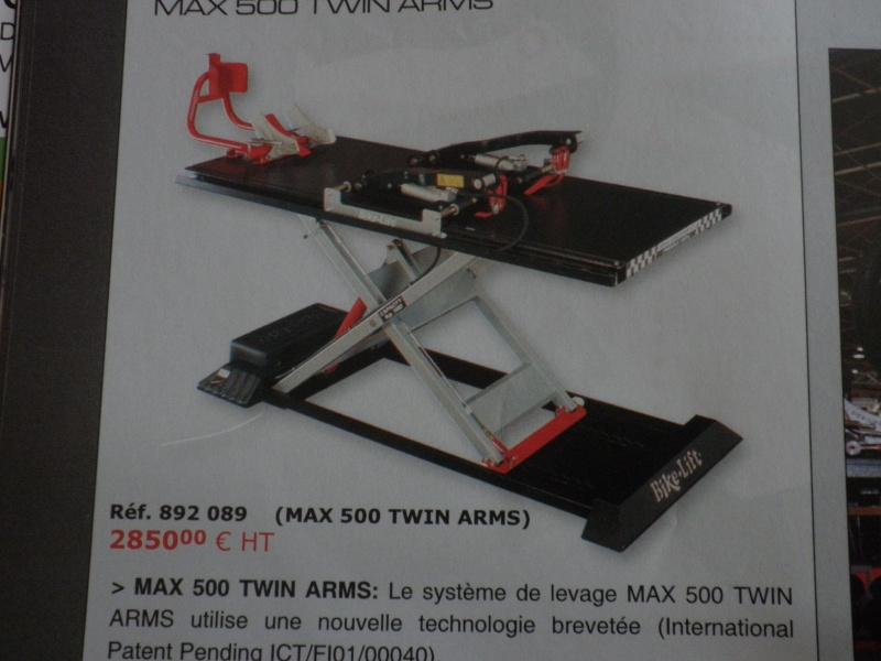 TABLE ELEVATRICE MOTO CARROUF 199 €  juin 2007 - Page 3 P5010416