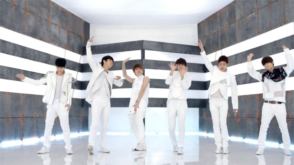"[BEAST] B2ST releases Japanese MV for ""Bad Girl"" 20110524"