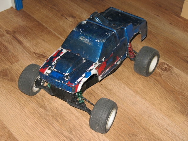 Team Associated RC10T2 Brushless Photo172
