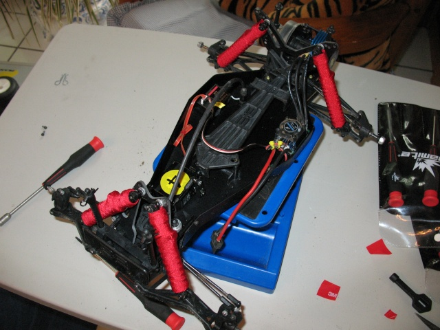 Team Associated RC10T2 Brushless Photo190