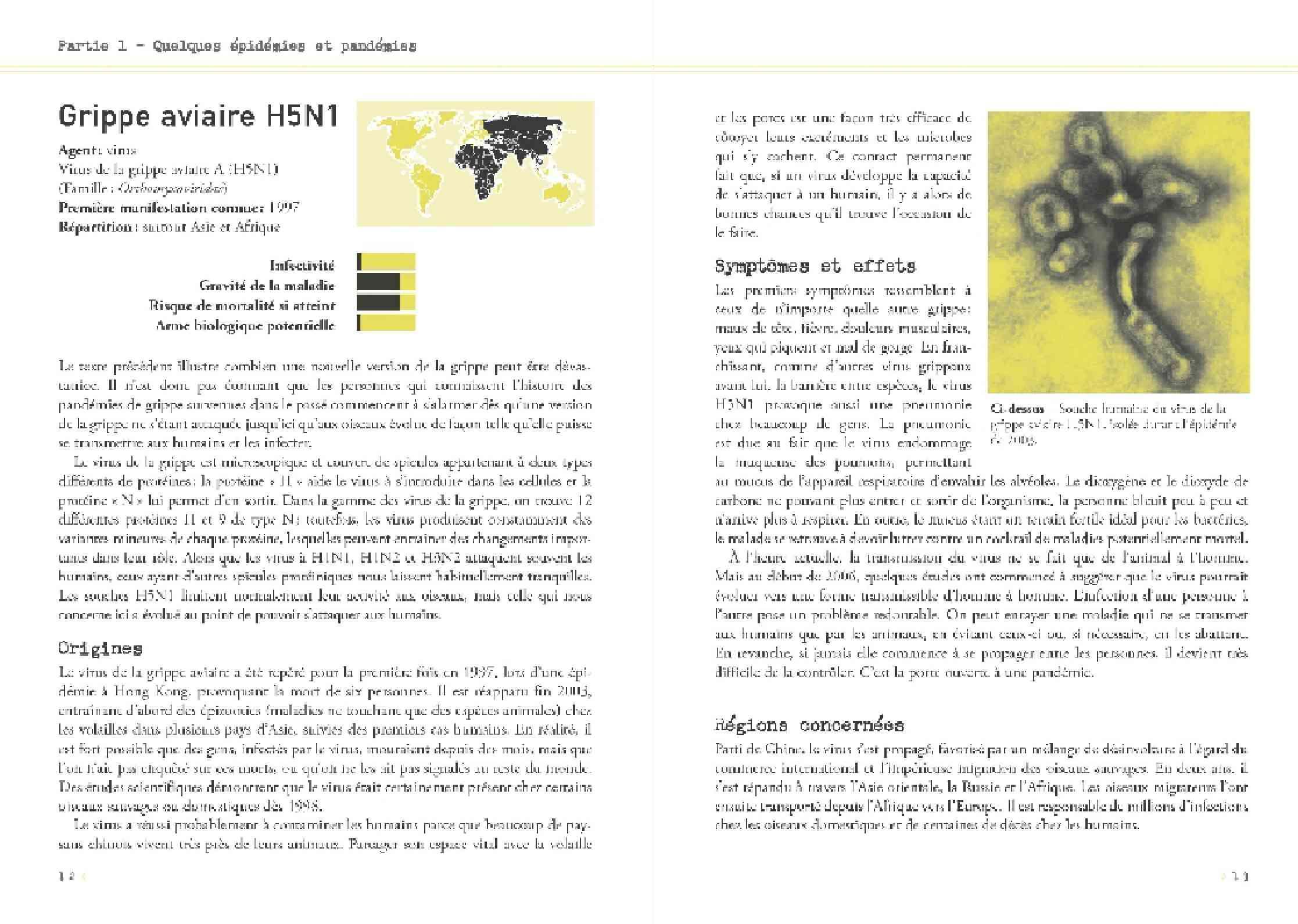 [Littérature scientifique] Le Petit livre des grandes épidémies. Page_110