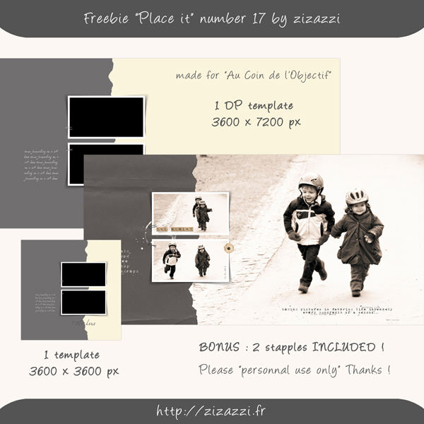 Animation Template- Novembre 2015 Placei10