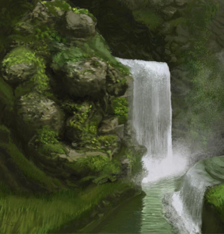 La crypte de Lucem ferens [VIOLENCE] soft Nature10