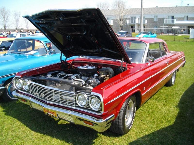 a vendre impala 64 Chevro10