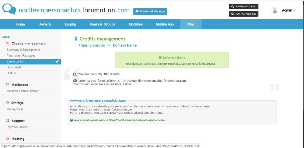 Can't Renew My Domain Name Renew_10