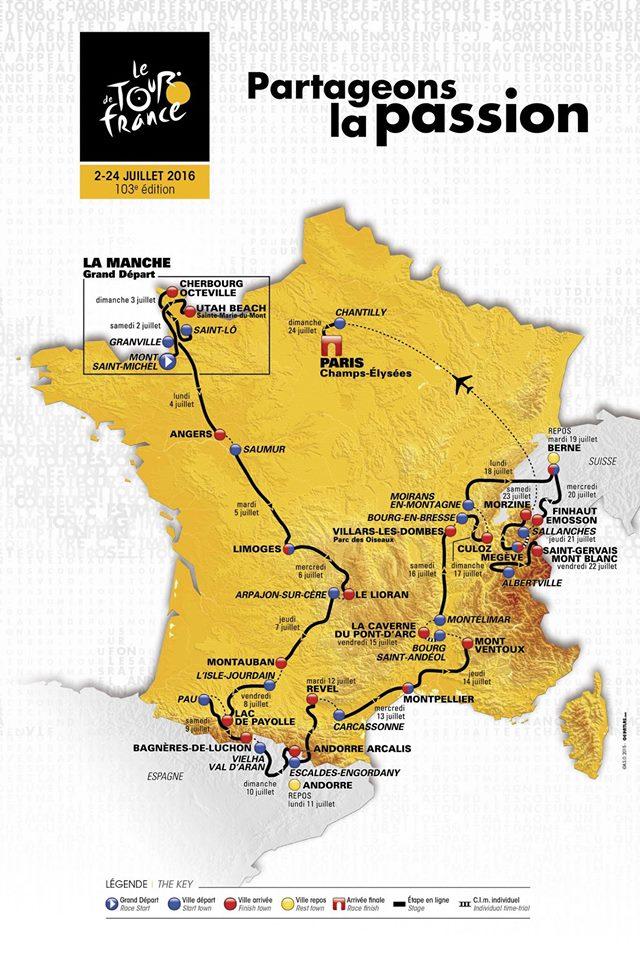 TOUR DE FRANCE 2016 Tour_d10