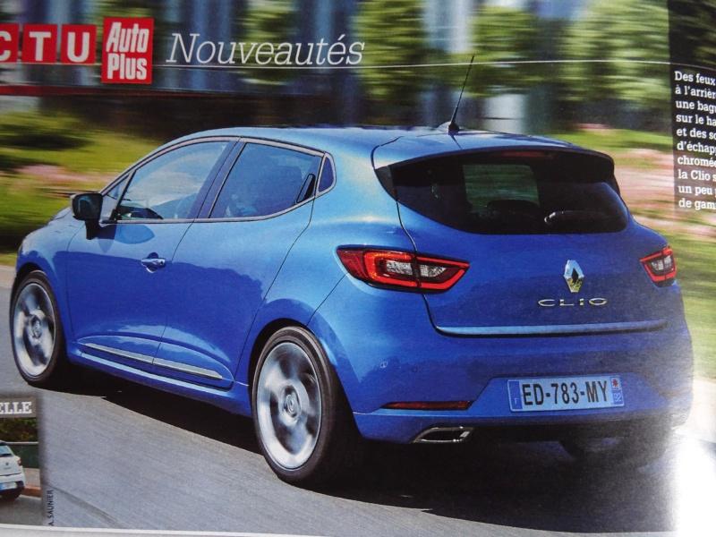 2016 - [Renault] Clio IV restylée - Page 5 Dsc03338