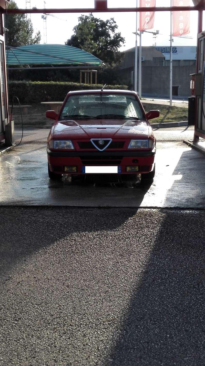 L' Alfa Romeo 33 16V d'Alfiste3316V  Img_2011