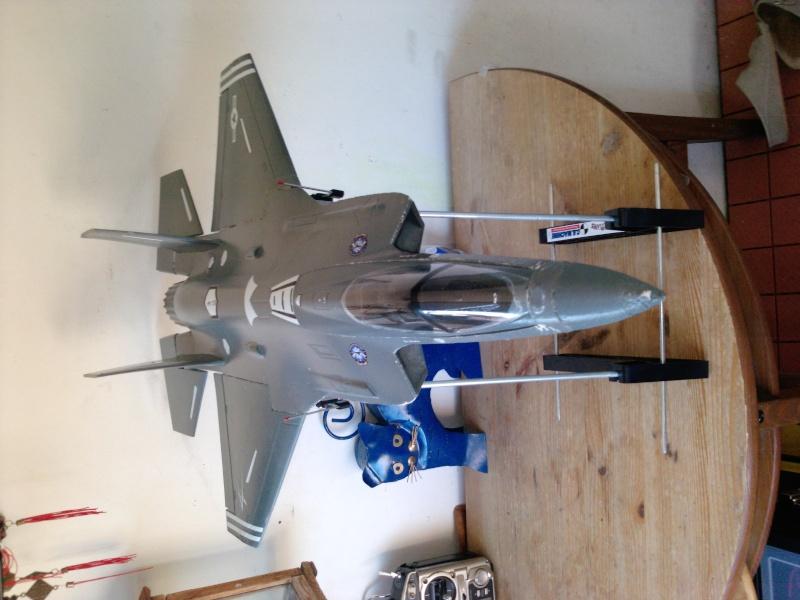 [HS] Un nouveau venu dans la flottille ! F-35_b10