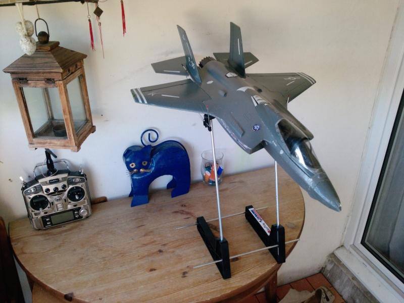 [HS] Un nouveau venu dans la flottille ! F-35_b12