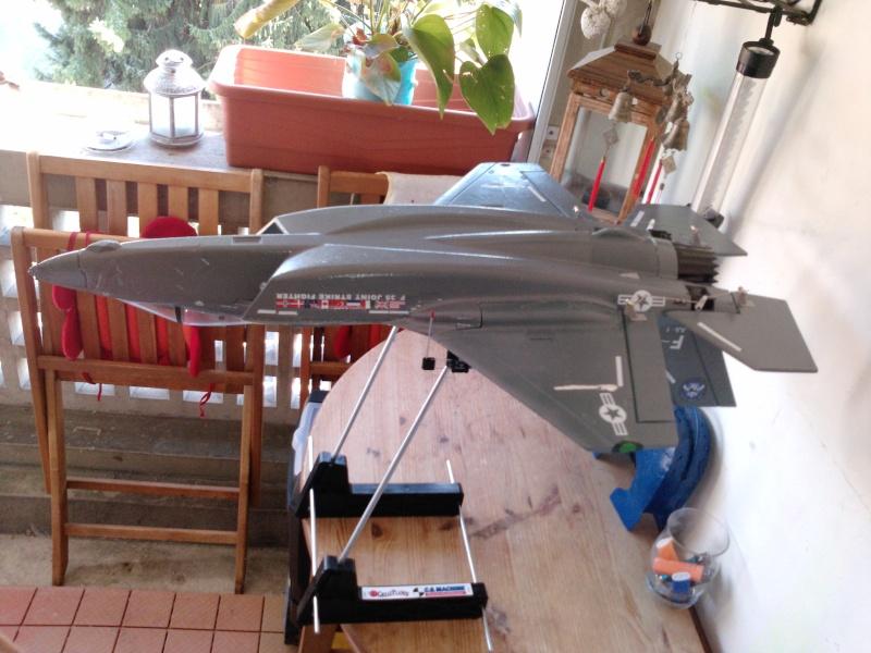 [HS] Un nouveau venu dans la flottille ! F-35_b14