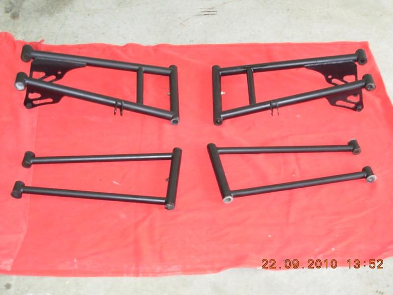 Table de suspension avant rx1 00114