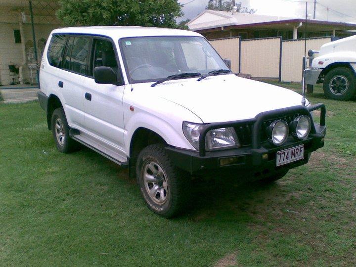 my new rig the PRADO 21702710