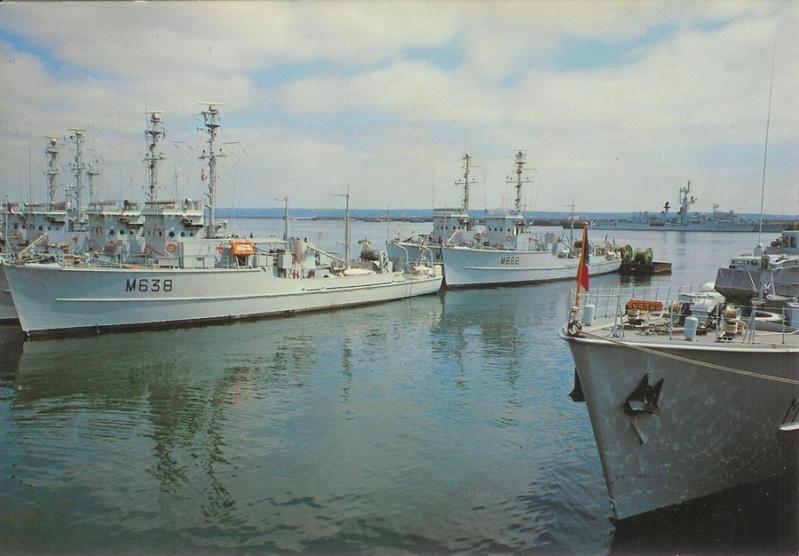 [Les ports militaires de métropole] Port de Brest - TOME 1 - Page 21 Acacia10