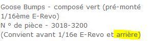 Merv :pneus goose bump sur jante proline velocity 2.2? Ar10