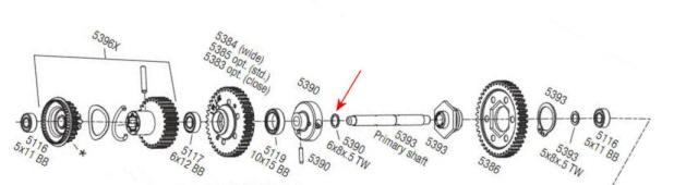 Carnet de route Revo 3.3 de Paul - Page 3 Boite10