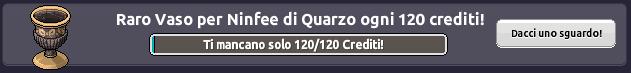 "[ALL] Raro Bonus: ""Raro Vaso per Ninfee di Quarzo"" 245mrg10"