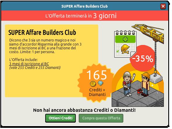 [ALL] 28 Set 2015: Super Affare Builders Club! Dsasdf10