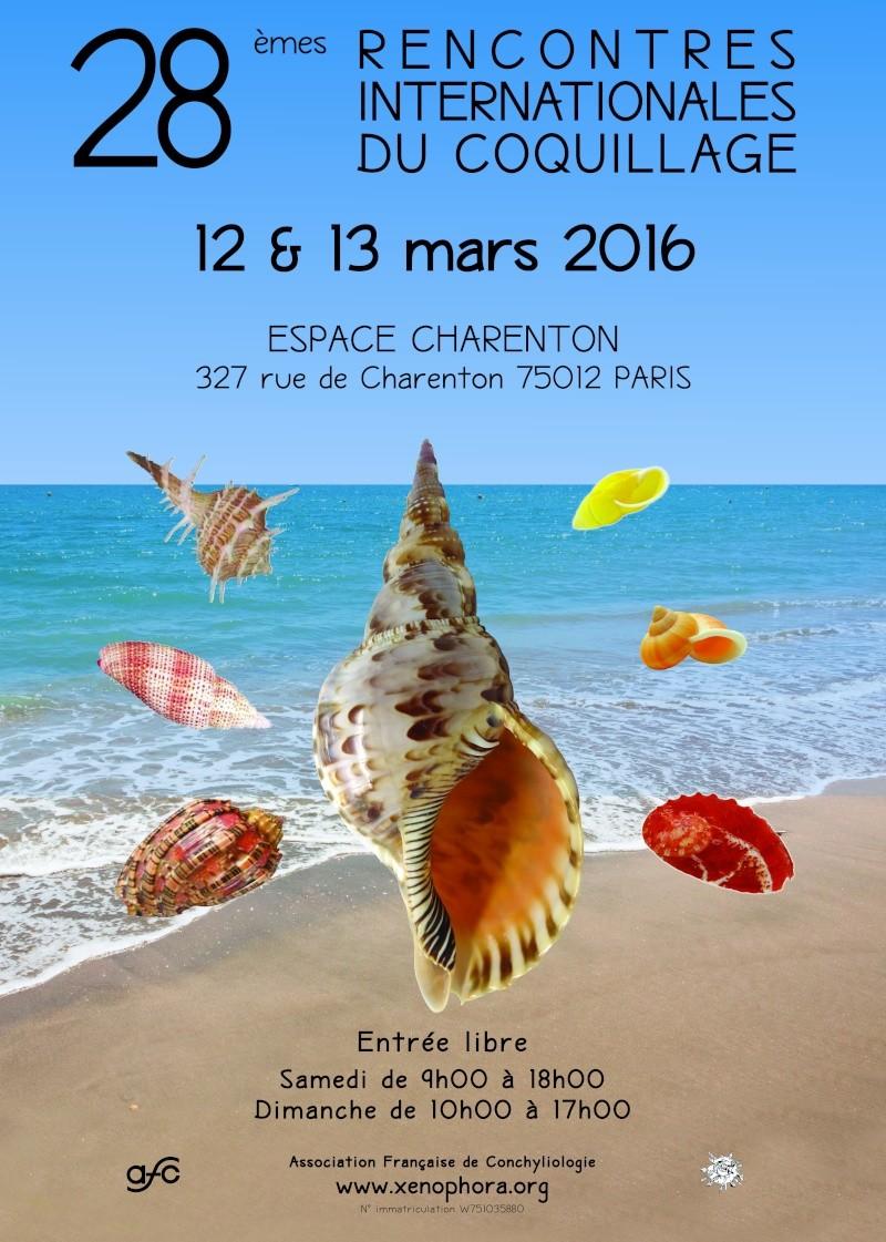 2016 Bourse internationale de Paris  Affich12