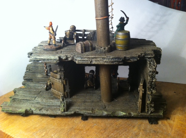 Tutorial décors :Great war, Old West, Pirates, divers... - Page 5 Photo_10