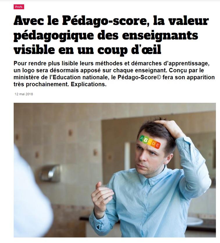 """[Le Monde] """"Enseignant, un métier qui reste peu attractif"""" - Page 2 Pedago10"""