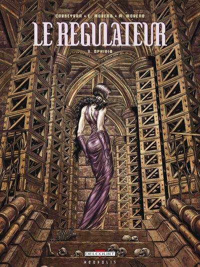 Le régulateur - Série [Moreno, Eric & Marc] 97827512