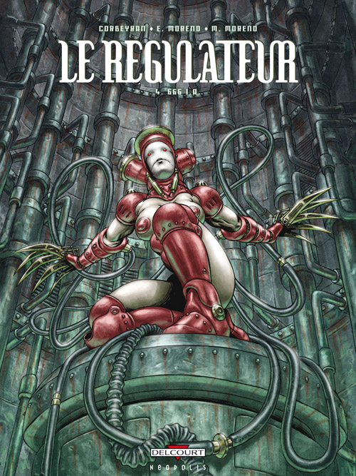Le régulateur - Série [Moreno, Eric & Marc] 97827513