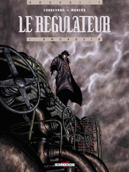 Le régulateur - Série [Moreno, Eric & Marc] 97828413