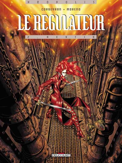 Le régulateur - Série [Moreno, Eric & Marc] 97828414