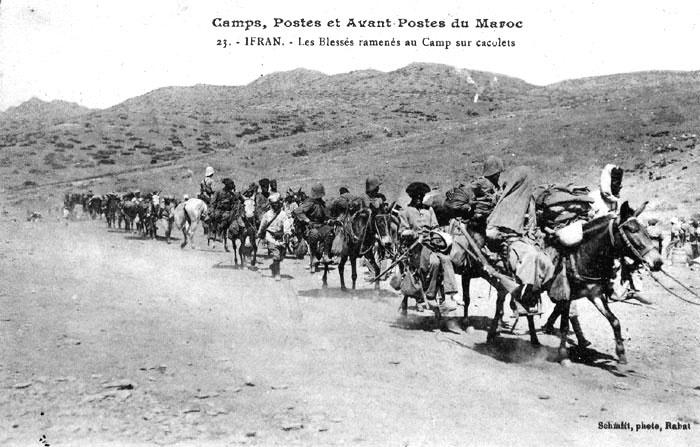 Resistance marocainne. Ifran_10