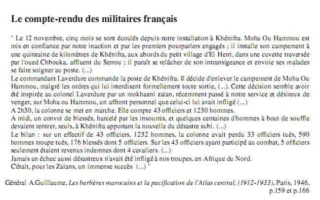Resistance marocainne. Moha_o10