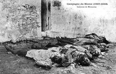 Resistance marocainne. Victim10