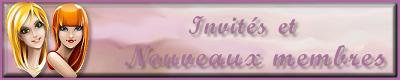** ESPACE INVITES/MEMBRES ** Invite10