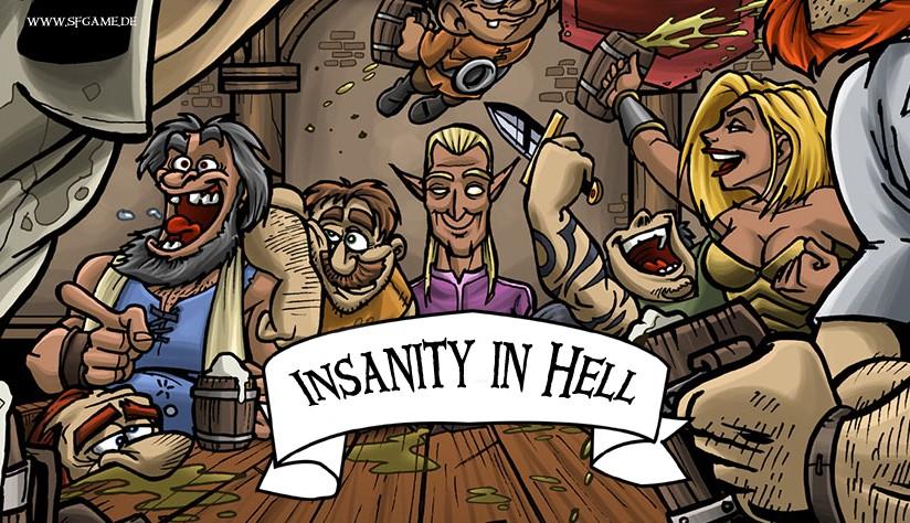 Willkommen im Forum der Gilde Insanity in Hell !