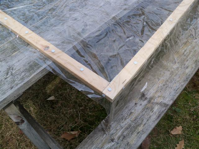 My coldframe was easy! Coldfr13