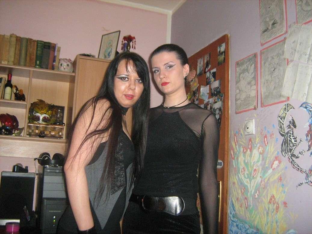 Akasha and Lilith bitches!Neka dešavanja...   210