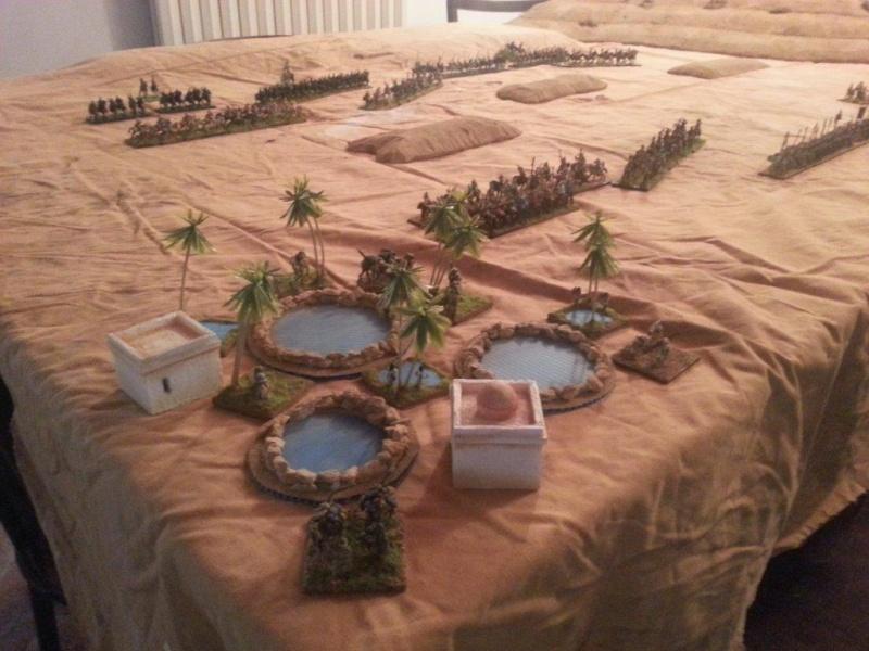 La battaglia di Ayn Jalut - 1260 d.C. 20150912