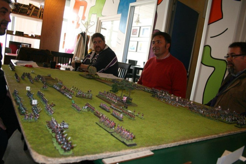 FRANCESI contro INGLESI 1815 ad Udine 4a_sch10