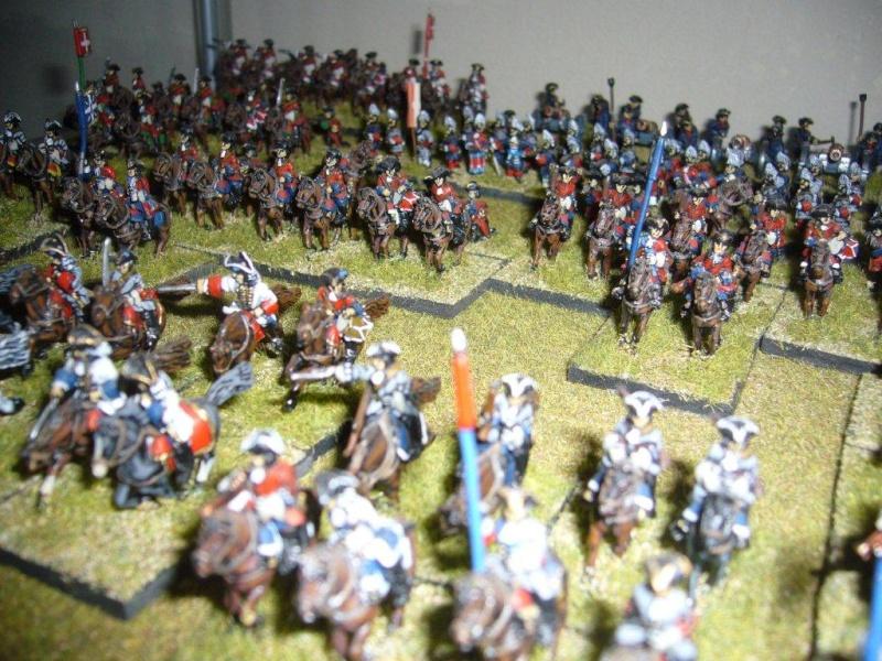 A la guerre... Cavall10