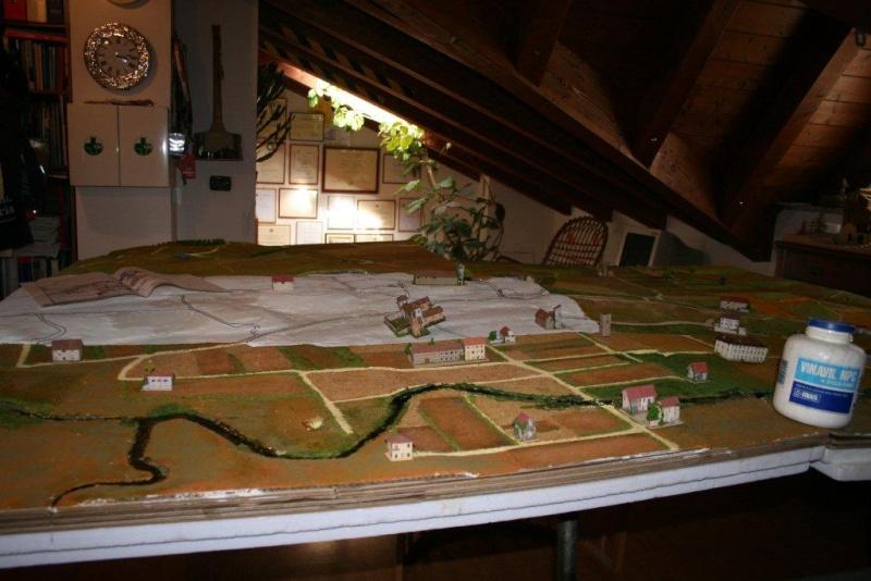 Il diorama della battaglia di Montebello - 20 maggio 1859 (WORK-in-PROGRESS) Il_dio10