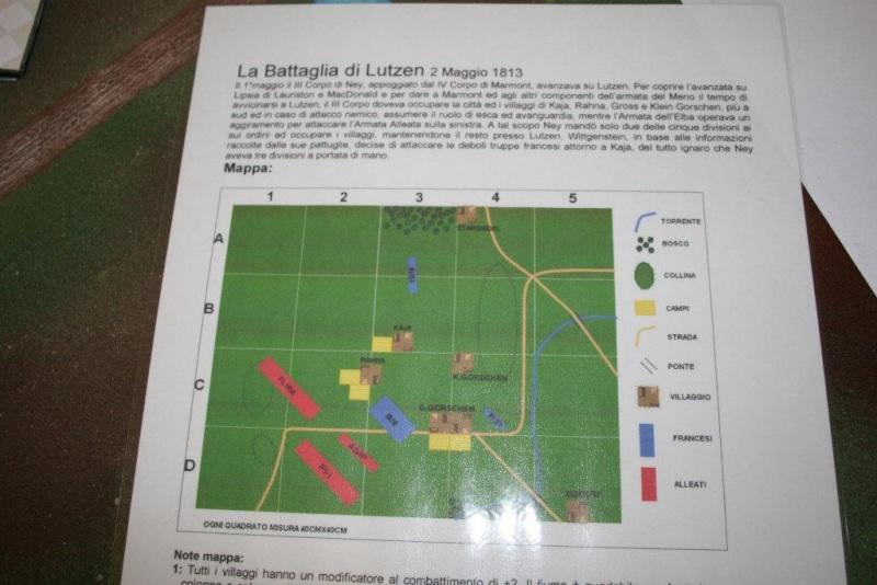 Diorama della battaglia di Lutzen - 2 maggio 1813 (working progress) La_bat10