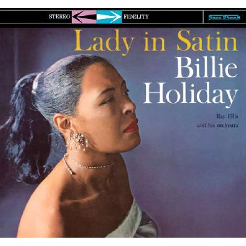 Billie Holiday - Lady in Satin Billie10