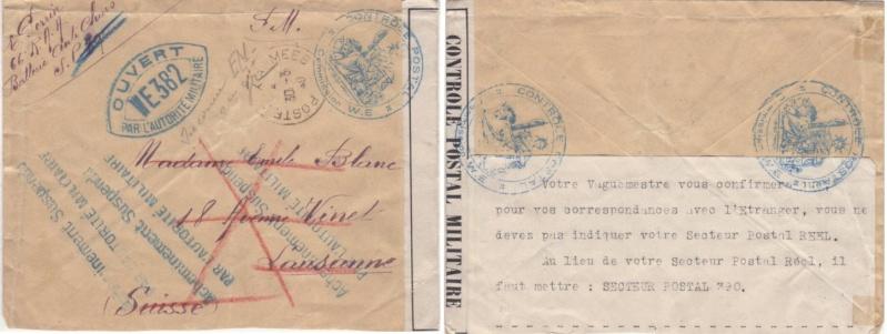 1940 Etiquette interdiction d'indiquer le secteur postal I_fus_10