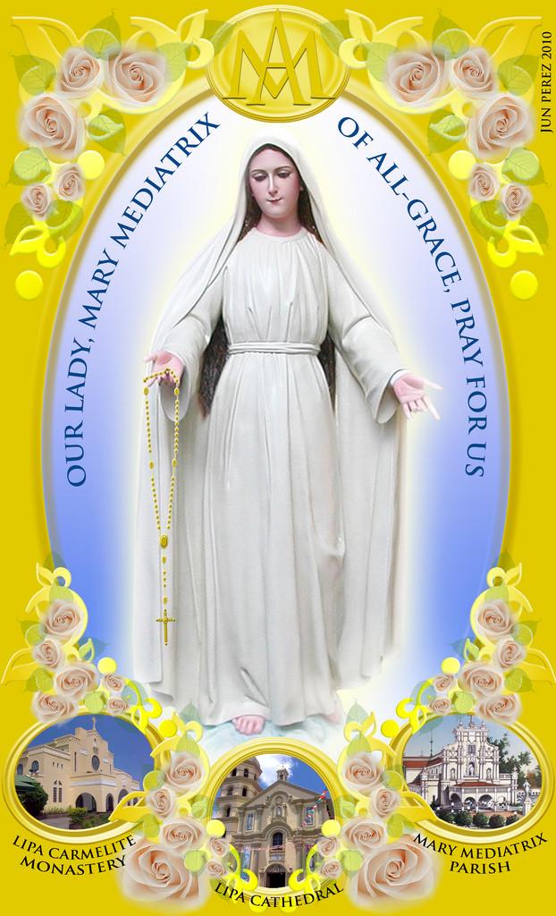 LIPA apparition de Notre Dame officiellement déclaré Non-authentique (mise à jour) Mediat10