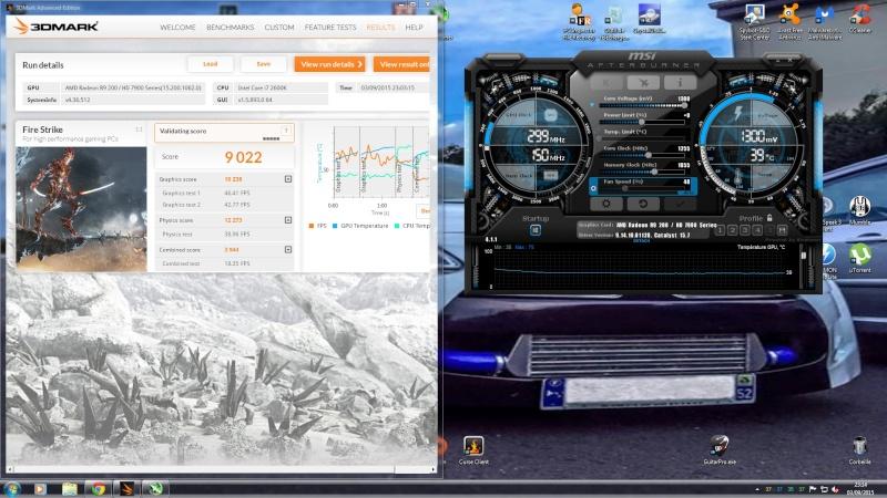 Mon Score à 3DMark Cloud Gate 4_8ghz10