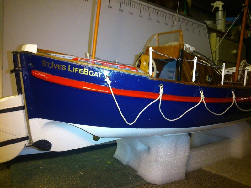LIVERPOOL CLASS LIFEBOAT Liverp12