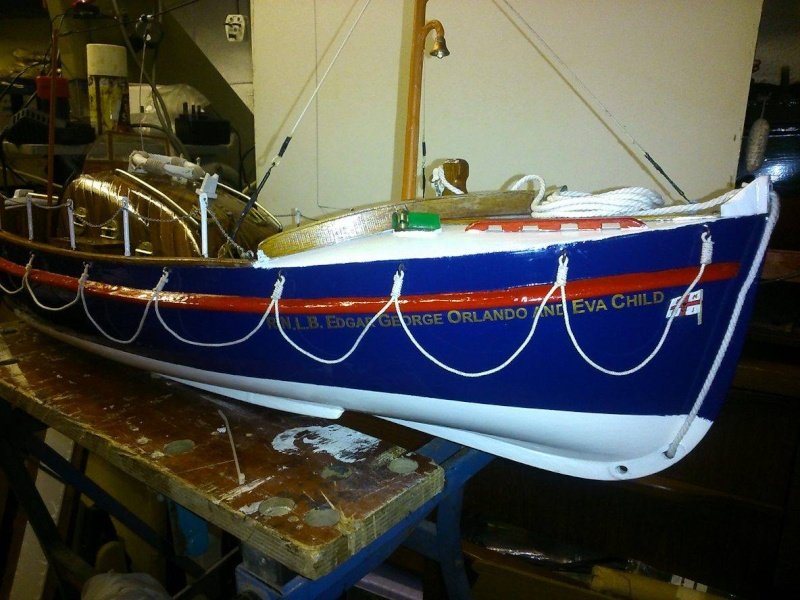 LIVERPOOL CLASS LIFEBOAT Liverp13