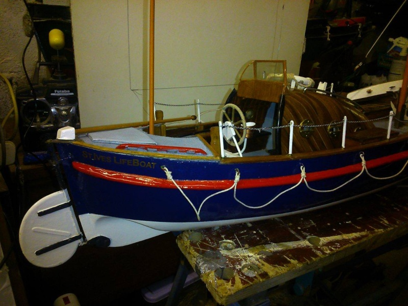 LIVERPOOL CLASS LIFEBOAT Liverp14